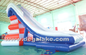 Inflatable Yacht Slide for Boat/ Floating Water Slide for Yacht