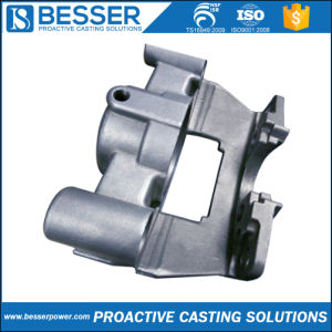 Ts16949 304 Casting 301 Stainless Steel Silica Sol Casting Supplier
