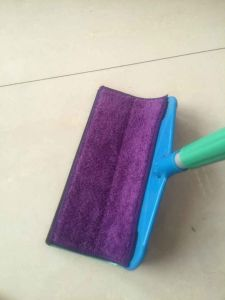 2017 New Clever Microfiber Cleaning Mop pictures & photos