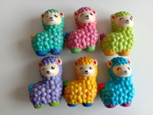 PU Foam Slow Rising Squishy Toy Sheep for Release Stress