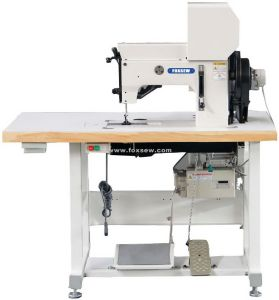 Multipoint Thick Thread Zigzag Sewing Machine pictures & photos
