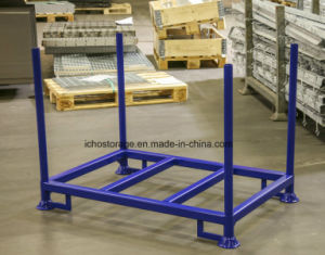 Heavy Duty Stack Rack with Removable Posts Pallet pictures & photos