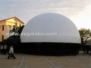 Customized Inflatable Dome Tent / Inflatable Event Tent