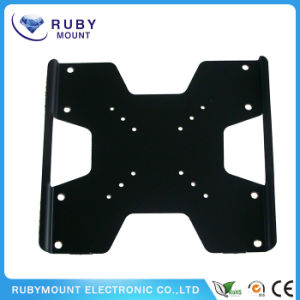 TV Modern Style Steel Rack Fixed Wall Mount