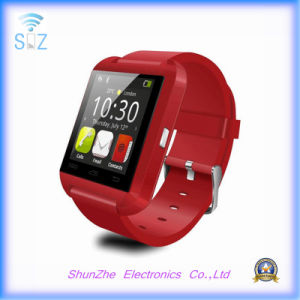 Multi-Function Bluetooth U8 Phone Call Fashion Alarm Clock Andriod Smart Watch pictures & photos