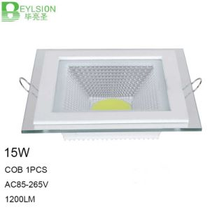15W Square High Power COB LED Panel Lights Lightings pictures & photos