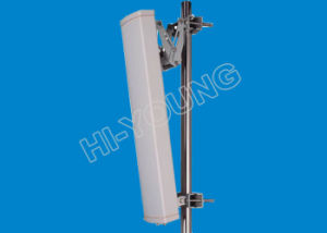 China 2g 900MHz 24GHz WiFi Sector Antenna 175dBi For Base Station Mobile System