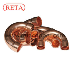 HVAC Equal 180 Degree U Type Elbow Copper Fitting pictures & photos