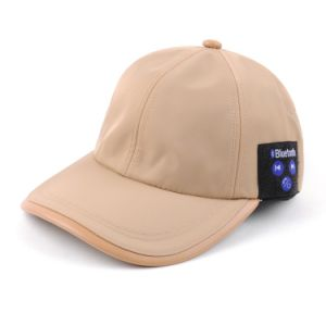 PU Bluetooth Music Cap