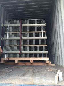 110kv Cooling Radiator of Power Transformer