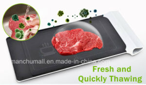 Quck Steak Thawing Plate for Preparation Cooking/Kitchen Gadget pictures & photos