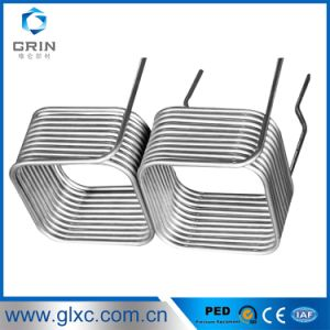 Heat Exchanger 316L Stainless Steel Cooling Coil Tube Pipe  sc 1 st  Hunan Green u0026 Innovative Materials Co. Ltd. & China Heat Exchanger 316L Stainless Steel Cooling Coil Tube Pipe ...