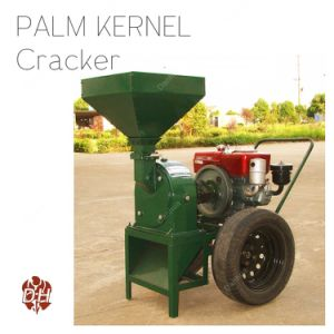Moveable Walnut and Palm Kernel Nut Cracker / Sheller Machine