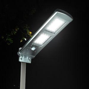 Integrated Solar LED Garden Street Light With Adjustable Panel Powerful ODM  Design