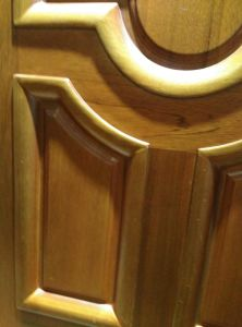 Classic Style Interior Wooden Door for Villa Apartment (DS-018) pictures & photos