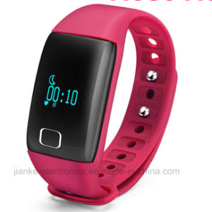 High Quality Heart Rate Monitor Buetooth Smart Watch (T1)
