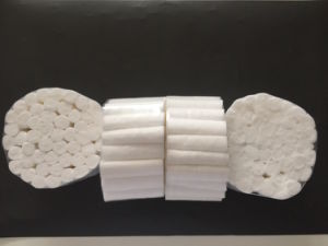 Best Selling Medical Dental Cotton Roll at Competitive Price pictures & photos