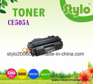 High Quality Directly Sale Black Ce505A Toner Cartridge for HP pictures & photos
