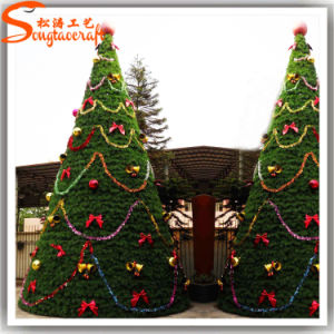 Snow Pine Needle Artificial Christmas Tree pictures & photos