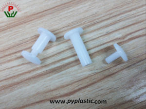 Plastic Screw Fastener Clip for Catalogue Book