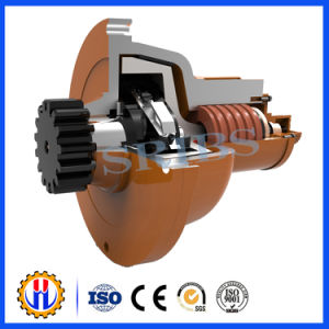 Sribs Safety Device for Rack and Pinion Elevator