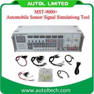 2017 Newest Top Selling Auto Mst-9000+ Sensor ECU Repair Tools Automotive  Sensor Simulator Tester Mst 9000+ on Sale Mst9000+