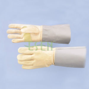 Leather Glove, Leather Working Glove, Cow Split Leather Glove pictures & photos