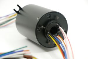 Through Hole Slip Rings with 3500mm Wires From ISO Factory pictures & photos