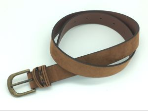 New High Quality Suede Belt for Ladies (YF-069)