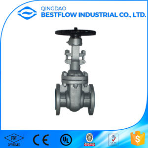 Carbon Steel and Stainless Steel Gate Valve pictures & photos