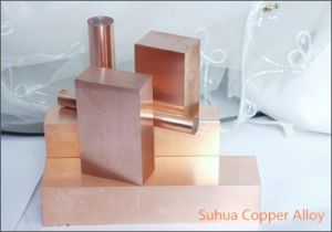 Cuco1ni1be High Hardness Copper Alloy pictures & photos