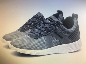 Sport Shoes Casual Mutli Colored Weave Fabric Upper