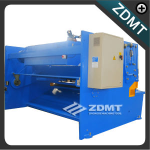 Hydraulic CNC Shear Machine pictures & photos