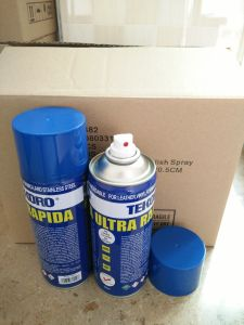 Silicone Spray Lubricant for Leather, Vinyl, Formica and Stainless Steel pictures & photos