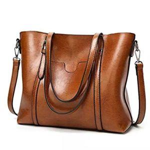 Professional Women Top Handle Bag Satchel Handbags Tote Shoulder