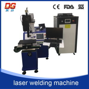 Most Popular 400W 4 Axis Automatic Laser Welding Machine for Sale