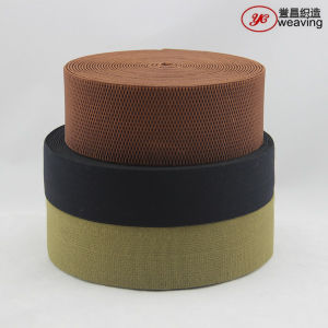 New Style 50mm Colored Elastic Woven Tape Spandex Band