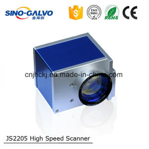 Economical System Analog Js2205 Laser Scan Galvo Head From Sino-Galvo