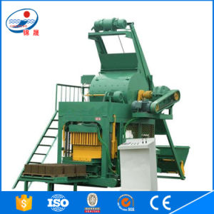 Hydraulic Press Concrete Solid Brick Making Machine pictures & photos