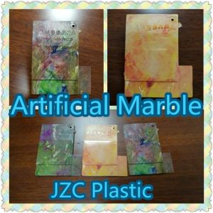 Artificial Marble Masterbatch Jzc Plastic pictures & photos