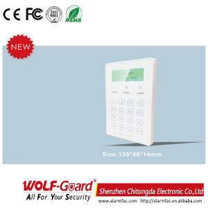 433MHz Wireless Touch Keypad for Alarm System Jp-08 pictures & photos