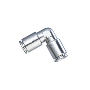 Pneumatic Metal Fitting with Nickel Plated (JPUL 12) pictures & photos