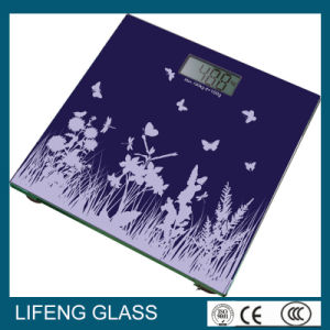 4-12mm Customized Pattern Silk-Screen Printing Glass