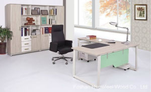 New Fashion Melamine Office Manager Table (HF-B-204)
