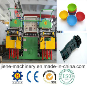 Hydrualic Press Rubber Vulcanizing Machine pictures & photos