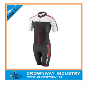 China Custom Cycling Jersey Set Witn Coolmax Pad pictures & photos