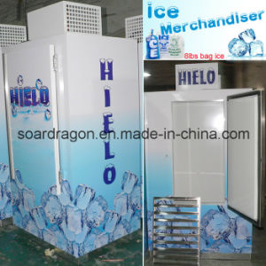 Ice Merchandiser with Saso Certificate pictures & photos