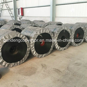 Industrial Fire Resistant Rubber Conveyor Belt / Flame Resistant Conveyor Belt / Belt