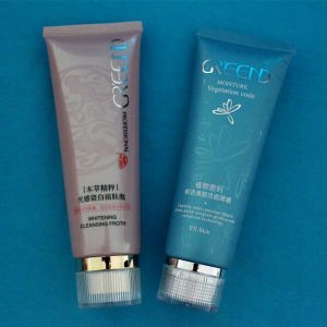 OEM Plastic Cosmetic Packaging Tube for Cream pictures & photos