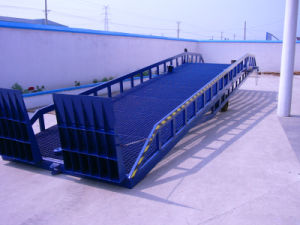 Mobile Yard Ramp / Ramps/ Hydraulic Ramp / Dock Ramp/ Dock Loading pictures & photos